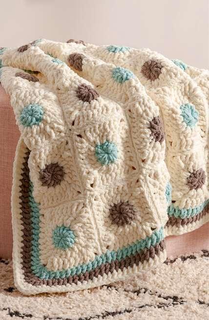 Bernat boutique, our newest baby patterns.
