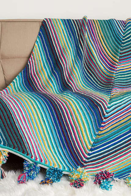 Over the Rainbow, Shine bright with these whimsical patterns.