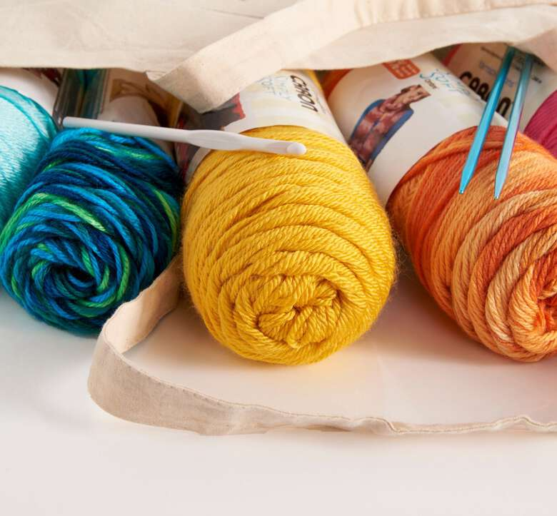 Caron boutiques, Colors on the move.