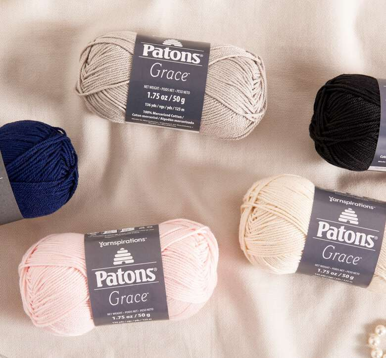 Patons boutique, yarns that go the distance. Travel with grace.