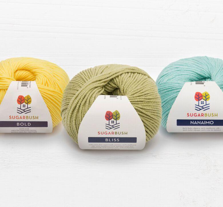 Sugar bush yarn