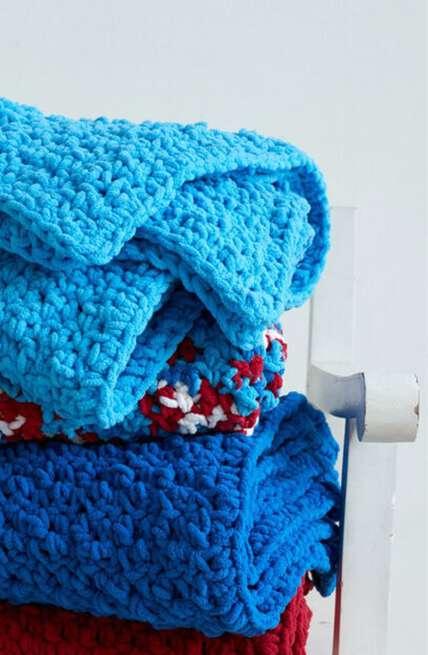 Bernat boutique, Explore blanket patterns!