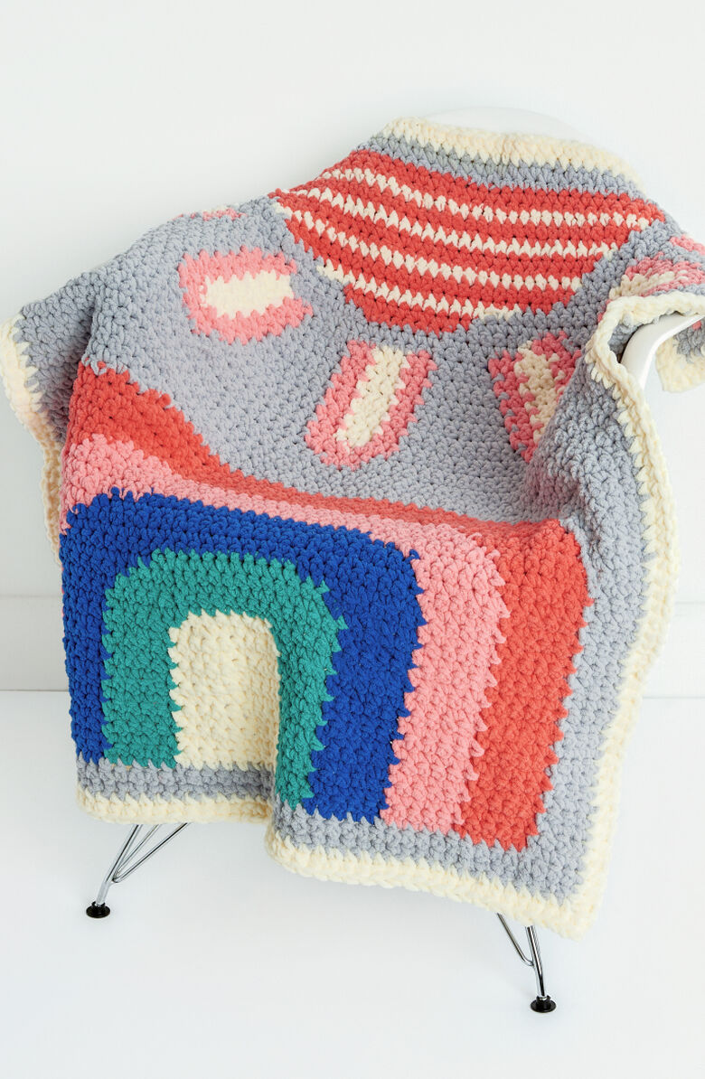 Bernat bright new patterns for baby