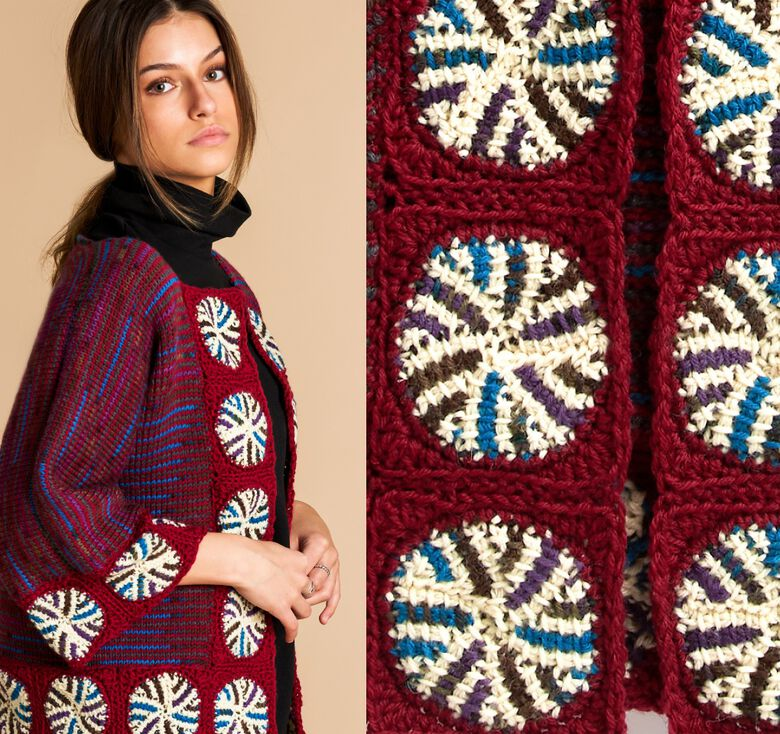 Patons classic warmth patterns Stitched to perfection