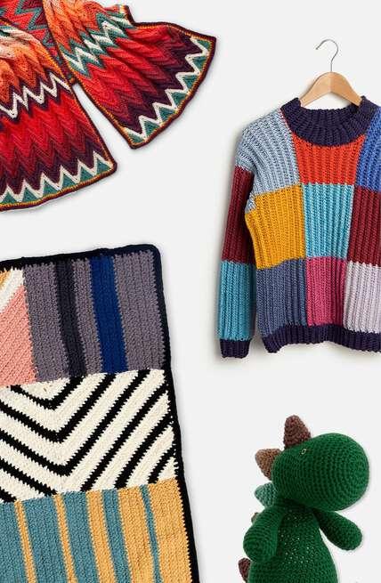 Stitch Ambassador selects for O'Go patterns.