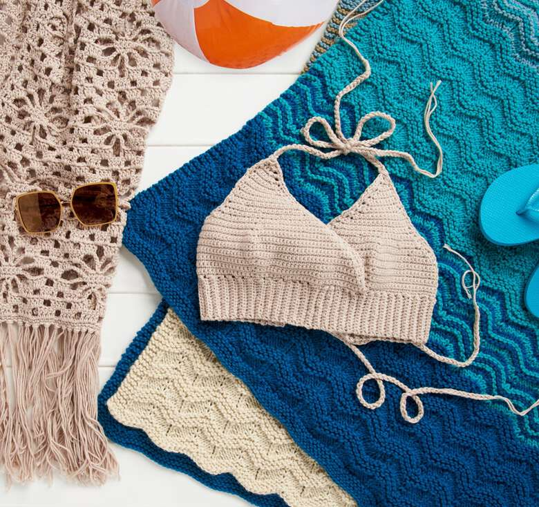 Summer lovin' projects for lazy days and summer nights.