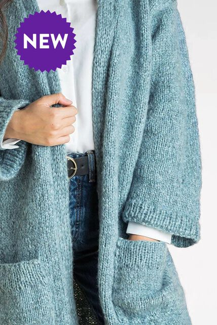 The latest sweaters and garments we've been stitchin' about, Sweaters to Stitch!