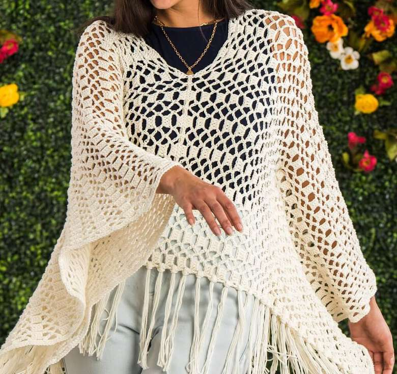 Bernat Softee Cotton, A lightweight, soft yarn great for sweet summer tops, light cardigans and airy shawls