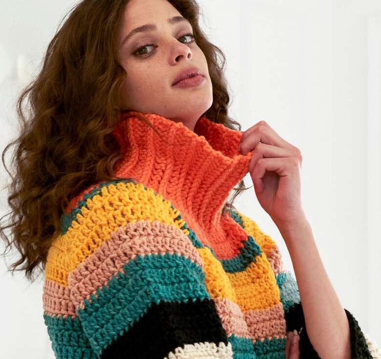 Caron boutique, Fall into color.