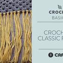 Crochet a Classic Fringe