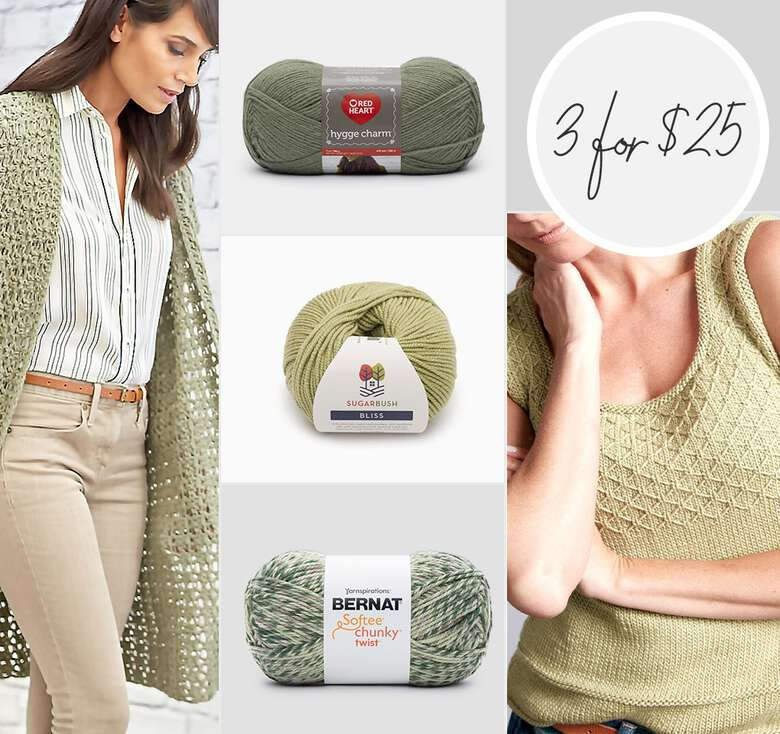 Match and mix to get your stitch fix! Buy 3 for $25 for limited time. Some exclusions apply.