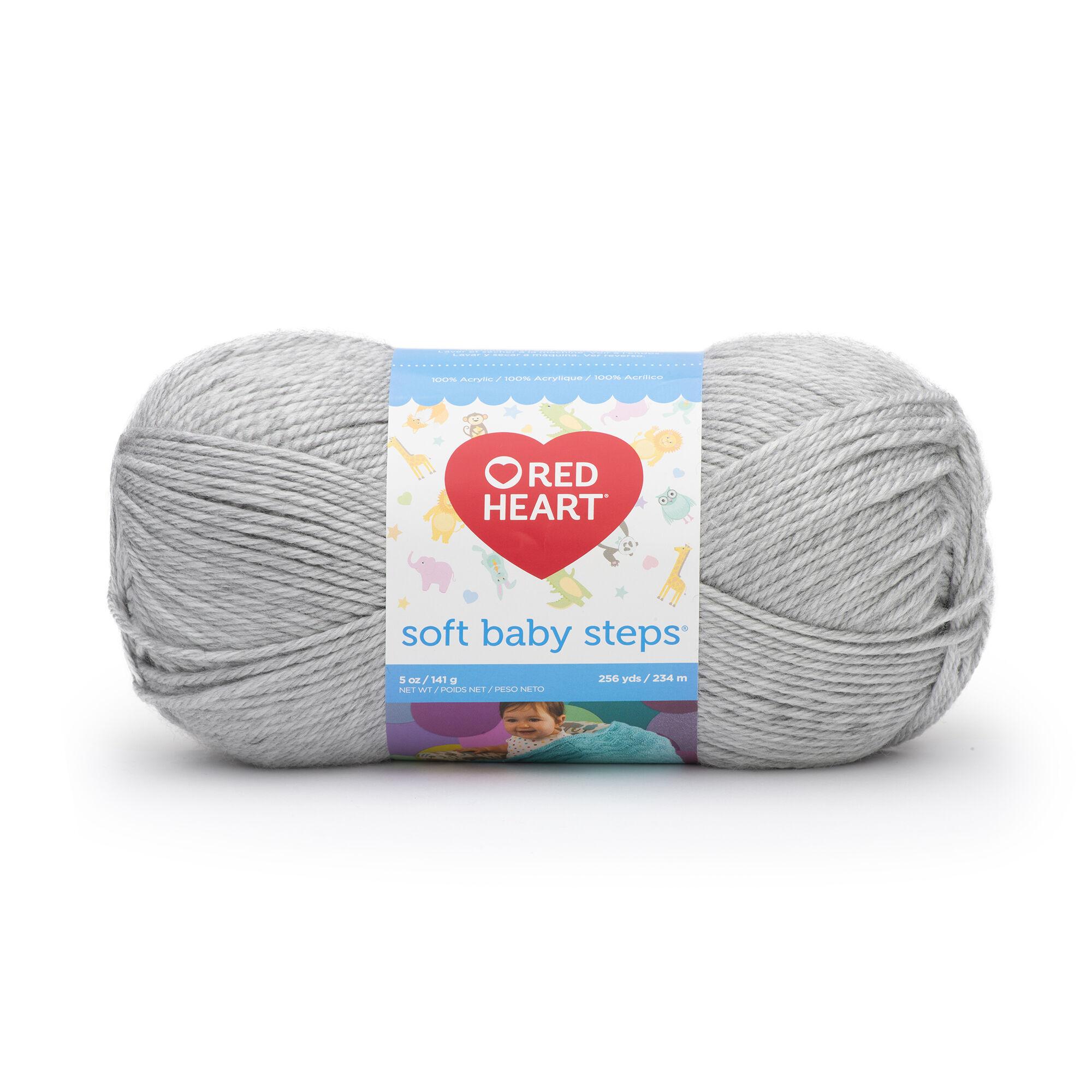 Red Heart Soft Baby Steps Yarn Elephant Yarnspirations
