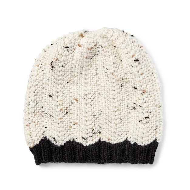 Bernat Wavy Knit Hat Pattern Yarnspirations