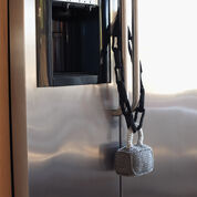 Go to Product: Bernat Fridge Padlock and Chain in color
