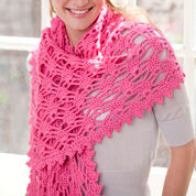Go to Product: Red Heart Simply Alluring Shawl in color