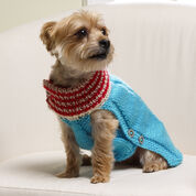 Go to Product: Red Heart Holiday Dog Sweater, XS in color