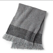 Go to Product: Bernat Crochet Moss Stitch Blanket in color