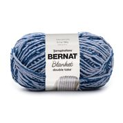 Go to Product: Bernat Blanket Double Take Yarn, Bluish - Clearance Shades* in color Bluish