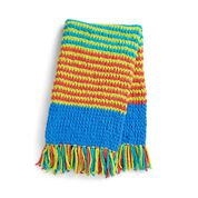 Go to Product: Bernat EZ Drawing the Line Blanket, Version 1 in color