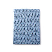 Bernat Easy Peasy Crochet Blanket