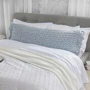Red Heart Good Night's Sleep Body Pillow