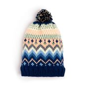 Go to Product: Caron SS Fair Isle Knit Hat in color