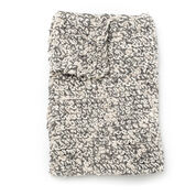 Bernat Finger Crochet Blanket