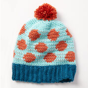 Go to Product: Caron Going Dotty Hat in color