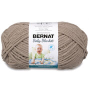 Go to Product: Bernat Baby Blanket Yarn (300g/10.5 oz) in color Baby Sand
