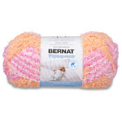 Bernat Pipsqueak Yarn (250g/8.8 oz), Peach Swirl - Clearance Shades*