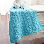 Go to Product: Bernat Staggered Squares Blanket in color