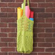 Lily Sugar'n Cream Lacy Market Bag