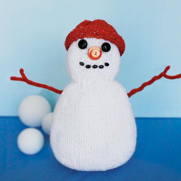 Lily Sugar'n Cream Snowman in color