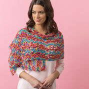Go to Product: Red Heart Happy-Go-Lacy Shawl in color