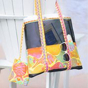 Go to Product: Coats & Clark Sand Sifter Beach Tote in color