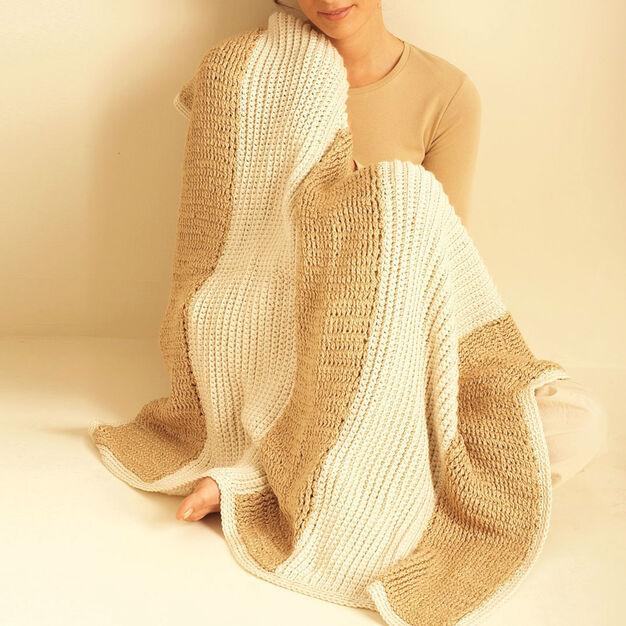 Bernat Mom's Blanket, Handicrafter Cotton
