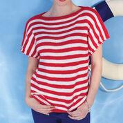 Caron Women's Boatneck Top, S