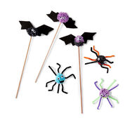 Go to Product: Red Heart Crafty Spiders and Bats in color