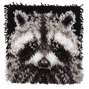 Go to Product: Wonderart Raccoon Kit 12 X 12 in color Raccoon