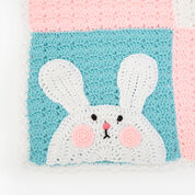 Red Heart Luv My Bunny Blanket