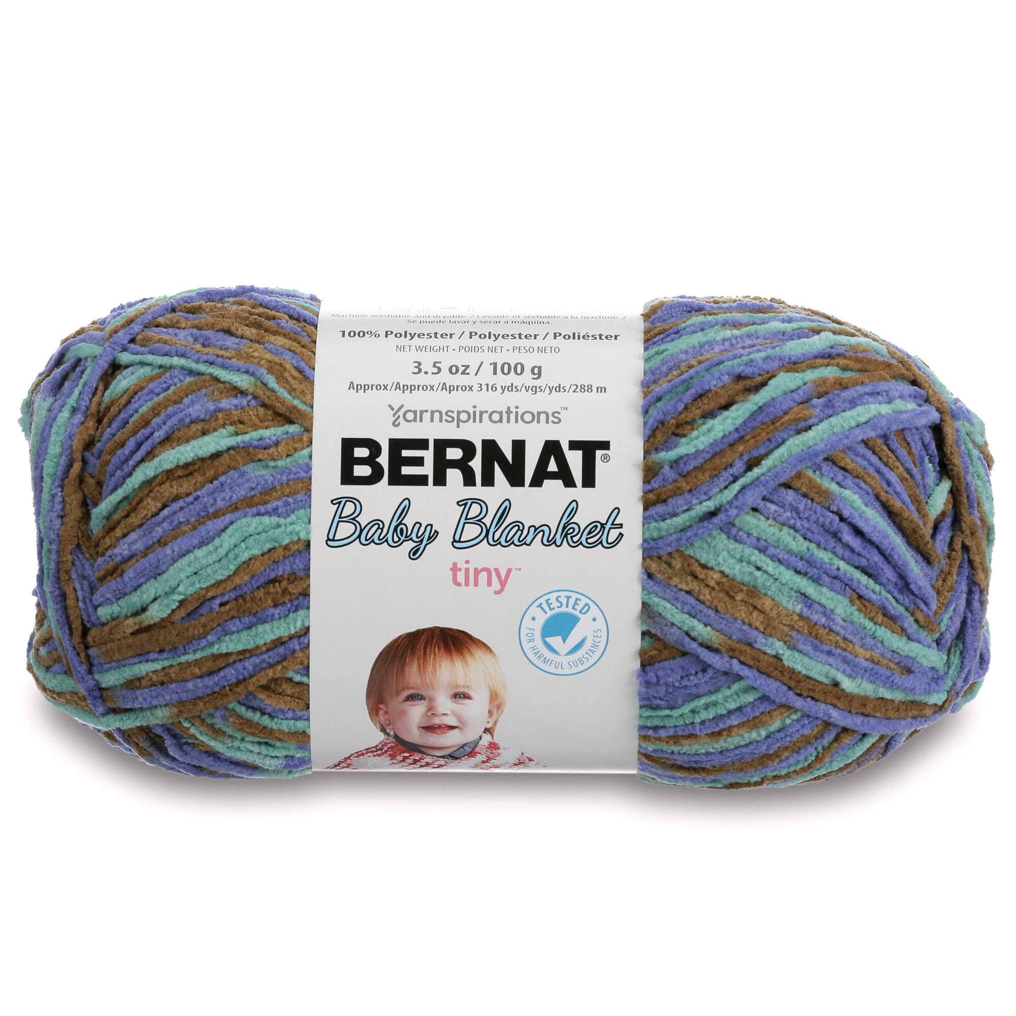 Bernat Baby Blanket Tiny Yarn-wishing Well