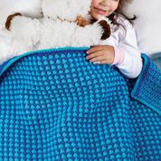 Go to Product: Red Heart Toddler Blanket in color