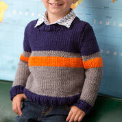 Go to Product: Red Heart Big Boy Sweater, 2 yrs in color