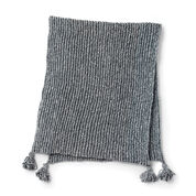 Go to Product: Bernat Rich Ridges Crochet Throw in color
