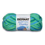 Go to Product: Bernat Softee Baby Chunky Ombres Yarn, Jungle Jive Varg in color Jungle Jive Varg