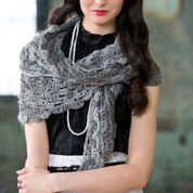 Go to Product: Red Heart Shades of Grey Scarf in color