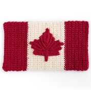 Go to Product: Lily Sugar'n Cream Oh Canada Crochet Dishcloth in color