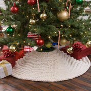 Go to Product: Red Heart Winter Wonderland Tree Skirt in color