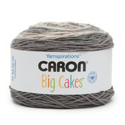 Go to Product: Caron Big Cakes Yarn, Peppercream - Clearance Shades* in color Peppercream