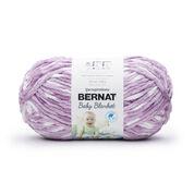 Go to Product: Bernat Baby Blanket Yarn (300g/10.5 oz) in color Violet Posie